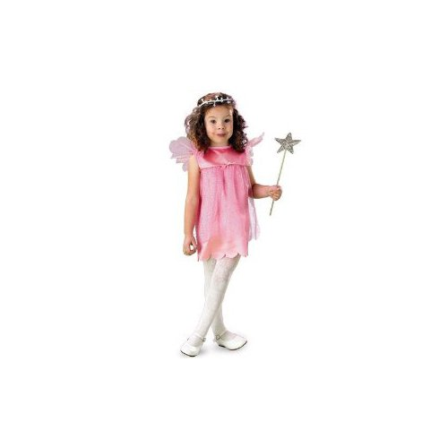 Twinkle Fairy Child Costume Size 3T-4T Toddler - 1