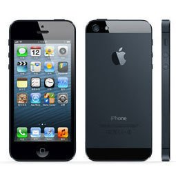 Apple+アップル+iPhone+5+【16GB】【ブラック%2F黒%2FBlack】【海外版%2F香港版%2FSIMフリー%2F新品%2F正規品%2F純正品%2F変換アダプタ付】[並行輸入品]