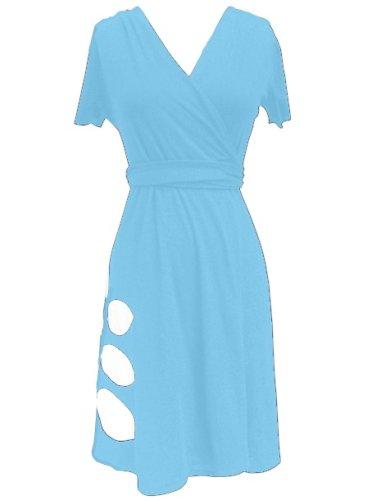 wrap dress woman