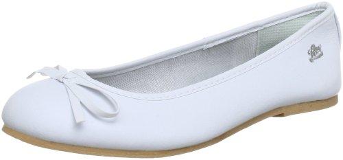 Lico Spring 450031, Ballerine ragazza, Bianco (Weiß (weiss)), 34