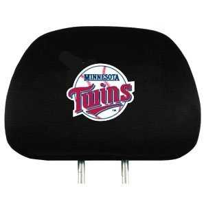 MLB Minnesota Twins Head Rest Covers at Amazon.com