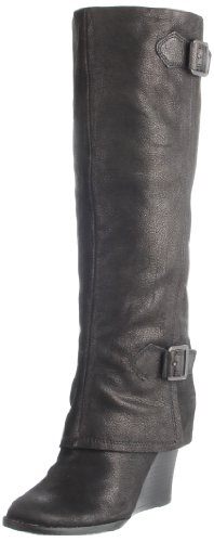 Vince Camuto Women's Autumn Boot,Black,7.5 M US