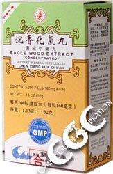 Extrait aigle Bois (Chen Xiang Hua Qi Wan) 200