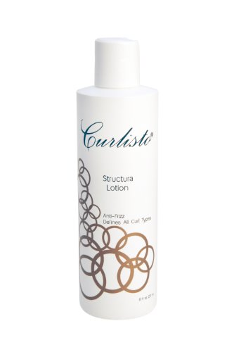 Curlisto Structura Lotion 8 oz - 1