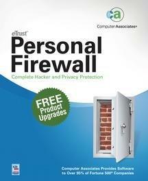 CA Etrust Personal Firewall R5.5