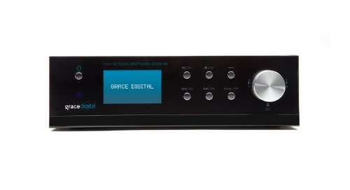 Why Choose Grace Digital GDI-IRD4500m High Performance Stereo Internet Radio - Black