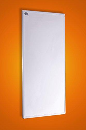 Fern-Infrarot-Heizung-600-Watt-mit-digitalem-Thermostat-GS-Tv-extrem-dnne-Heizung-1cm-deutscher-Hersteller-und-vom-Tv-Sd-GS-geprft-neueste-Technologie-5-Jahre-Herstellergarantie-Elektroheizung-mit-ber
