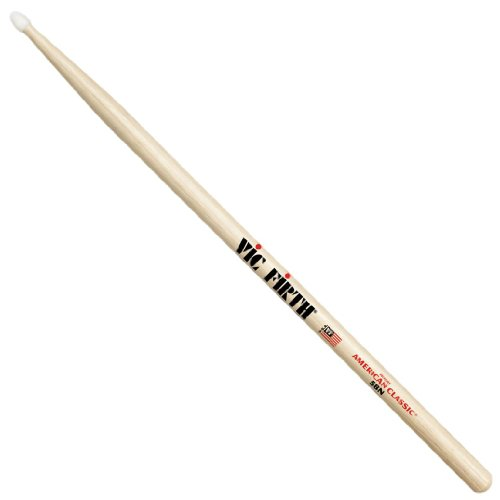 Vic firth - baguettes american classic hickory olives nylon - 5bn