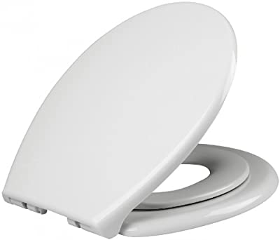 Family Soft Close Toilet Seat - Perfect for Potty Training Child/Toddler (805-15)