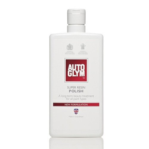New!! 2013 Formula Autoglym Super Resin Polish 1 Litre Complete Kit