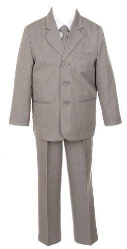 Review: Sweet Kids Baby Boys 3 Button Dinner Suit 6M Sm Grey (Sk M104in)  Best Offer