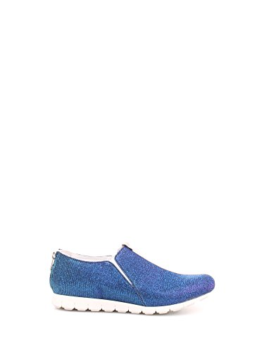 Docksteps DSE103215 Slip On Donna Glitter Blue Blue 40