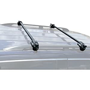 Amazon Com Steel Cross Bars With Lock System For 2005