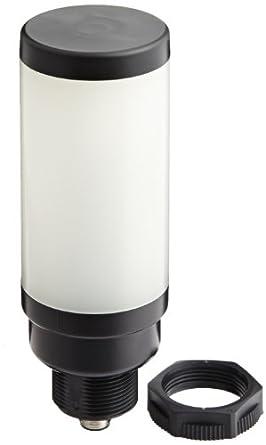 Banner CL50XRXNQ EZ Light Column Light, NPN Input Type, Red LED Color