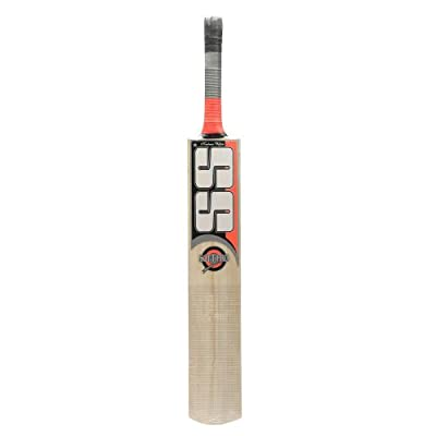 SS Soft Pro I Kashmir Willow Cricket Bat, Short Handle