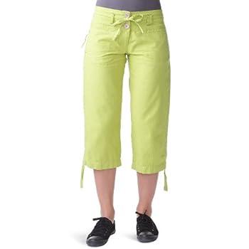 Millet LD Hemp 3/4 Pantalon femme Citrine 36/S