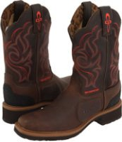Tony Lama Stars Waterproof Maverick Boots, 8.5B
