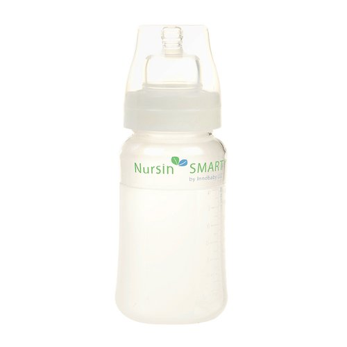 Innobaby Nursin' Smart 9 Oz Nurser With Stage 1 Nipple