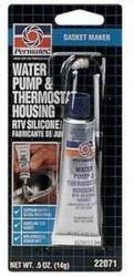 Permatex 22071 Water Pump and Thermostat RTV Silicone Gasket, 0.5 oz.
