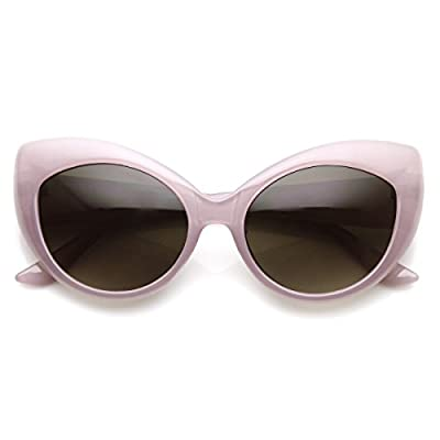 Cat Eye Glasses Lilac