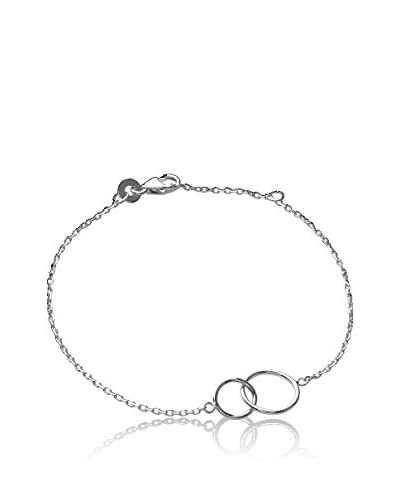 L'Atelier Parisien Armband 72132518B Sterling-Silber 925