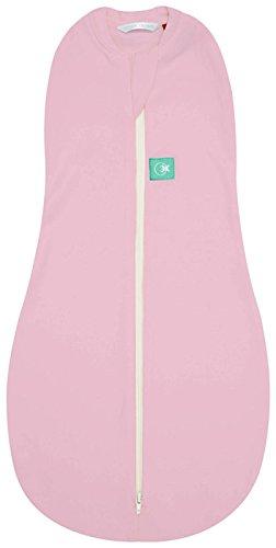 Baby Banz Newborn Ergo Cocoon Zipup Swaddle Pink 3-12 Months - 1