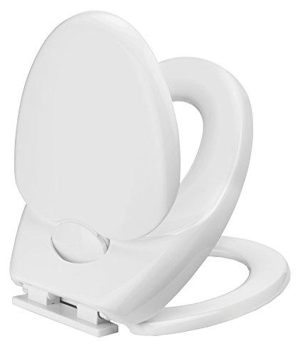 Cornat WC-Sitz Family Comfort mit 3-fach Absenkautomatik-weiß