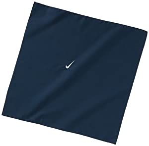 Nike Swoosh Bandana (Dark Armory NAVY/Light Armory Blue)