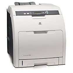 HP Q5983A Color LaserJet 3800dn Printer 22-22 ppm letter, 21-21 ppm A4; 288 MB RAM; high-speed USB2.0; on-board 10-100 baseTx (proactive); 250 sheet tray and 100 sheet MP; duplexing