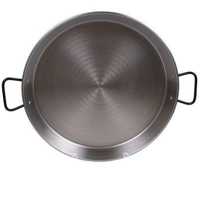 Restaurant Grade 'Pata Negra' Paella Pan - 28 inch/ 70 cm