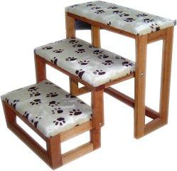 suche katzentreppe f r katze mit arthrose wer weiss. Black Bedroom Furniture Sets. Home Design Ideas