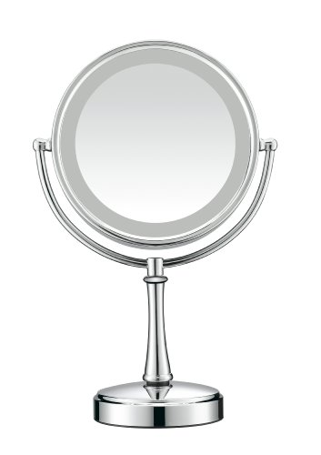 Conair Lighted Polished Chrome Mirror