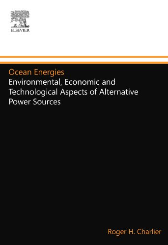Ocean Energies: Environmental, Economic and Technological Aspects of Alternative Power Sources
