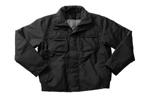 Mascot Mens Tavira Pilot Breathable Jacket - Medium, Black