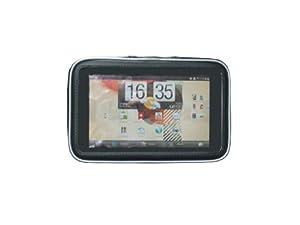Navitech GPS Vélo / Moto / Scooter / VTT fixation support et housse / étui résistant à l'eau Garmin Nüvi 150T, 150LMT, 2545LMT, 2447LMT, 2548LMT-D, 2595LMT, 2597LMT, 2598LMT-D, 3590LMT, 3598LMT-D, 3597LMT