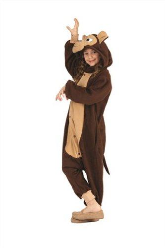 Morgan The Monkey Costume