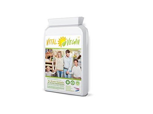 Zink 50mg Tabletten für 1 Jahr. Vegan mit 25mg Zink pro Portion (1/2 Tablette)