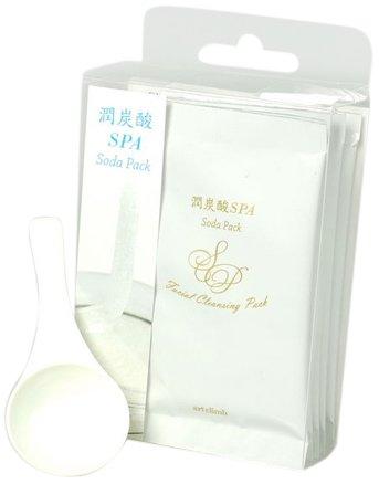 潤炭酸SPA ソーダパック 5g 5包