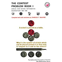 THE CONTEST PROBLEM BOOK I: ANNUAL HIGH SCHOOL MATHEMATICS EXAMINATIONS: 1950-1960