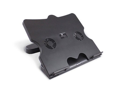 Lavolta Laptop Stand Notebook Cooling Pad For Acer Advent Alienware Apple Asus Compaq Dell Eisystems Fujitsu Siemens Hp Ibm Lenovo Msi Packard Bell Samsung Sony Toshiba Up To 15