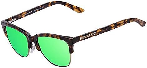 Hawkers CLASSIC X - Gafas de sol, CAREY EMERALD