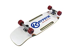 Buy Kryptonics Krypstik Retro Complete Skateboard, 29.75 x 10-Inch by Kryptonics