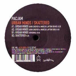 Pacjam - Skattered / Urban Minds