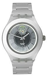 Swatch's Men's Irony watch #SVDK1002METAL