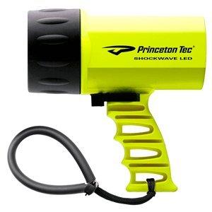Princeton Tec Shockwave Led 400 Lumen Dive Light - Neon Yellow