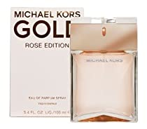 Hot Sale Michael Kors Gold Rose Edition FOR WOMEN by Michael Kors - 3.4 oz EDP Spray