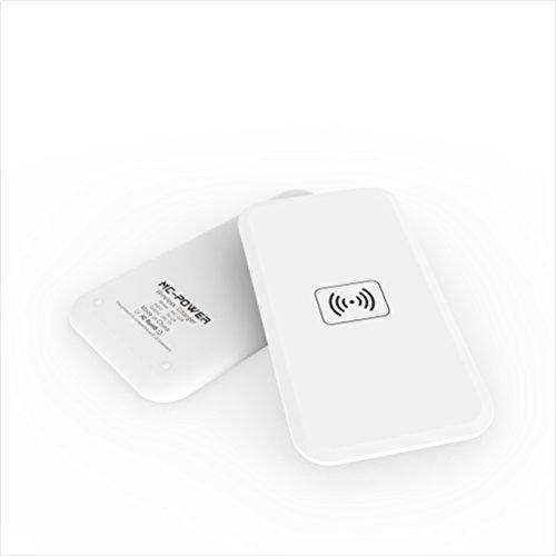 Mc Power Yellow Qi Standard Wireless Charging Plate Mc 02a For