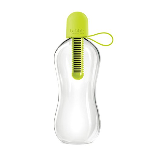 Bobble-BPA-Free-550-ml-Water-Bottle-With-Tether-Cap-Lime