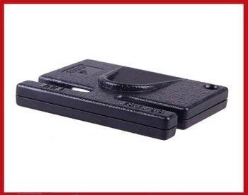 1 Piece Of Mini Pocket Scissors Sharpener Grinder Secure Suction Pad Kitchen Sharpening Tool