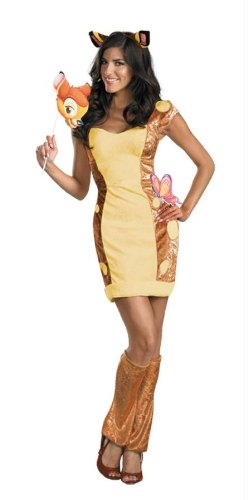 Costumes For All Occasions Dg27193E Sassy Bambi Adult 12-14